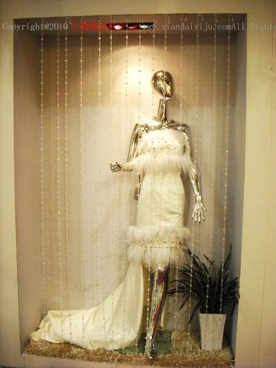 全国专业婚纱影楼店面装修设计 婚纱影楼现代时尚风格设